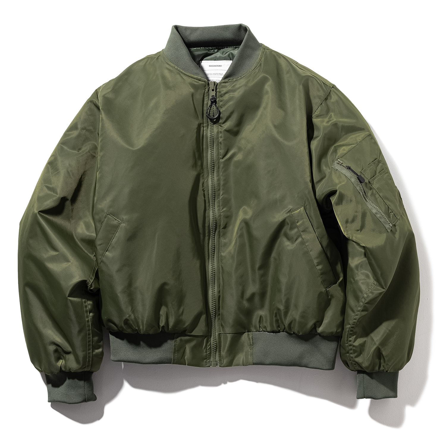 8OZ OVERSIZED MA-1 JACKET MFZPD003-KK