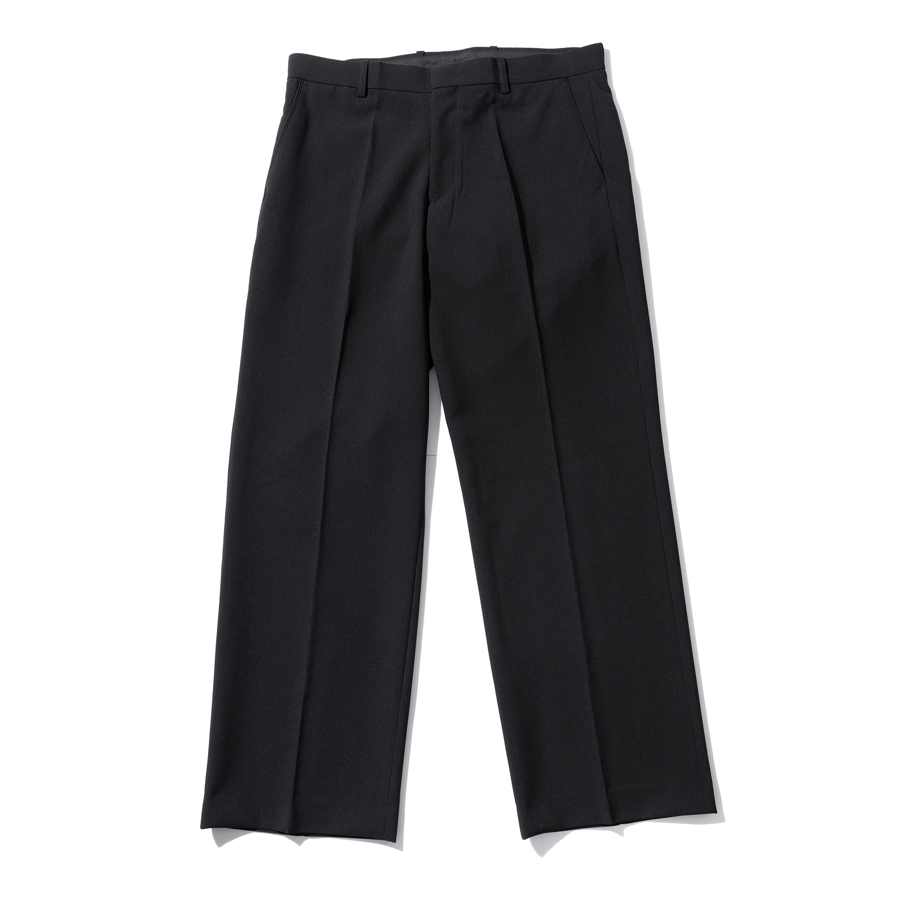 (30%)POST WIDE SLACKS MSOTT001-BK