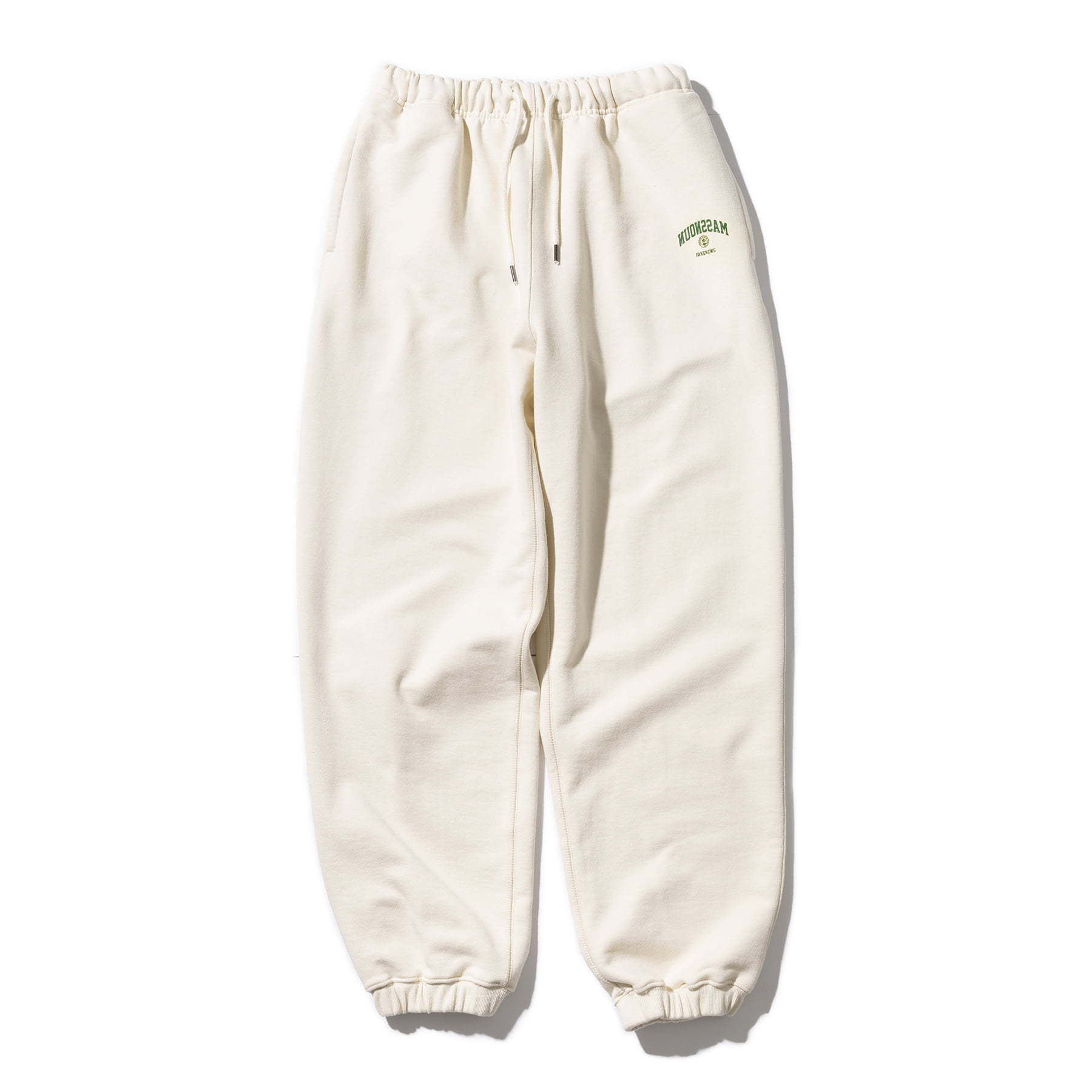 (30%)ARCH FAKENEWS TRAINING PANTS MSOTP004-IV