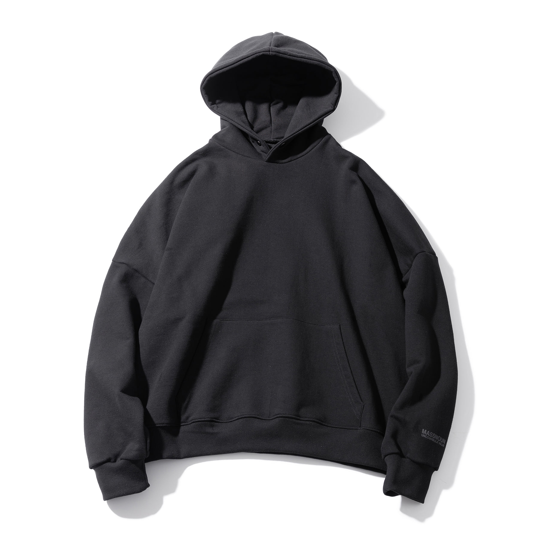 (30%)SCOTCH TRAINING HOODY MSOHD002-BK