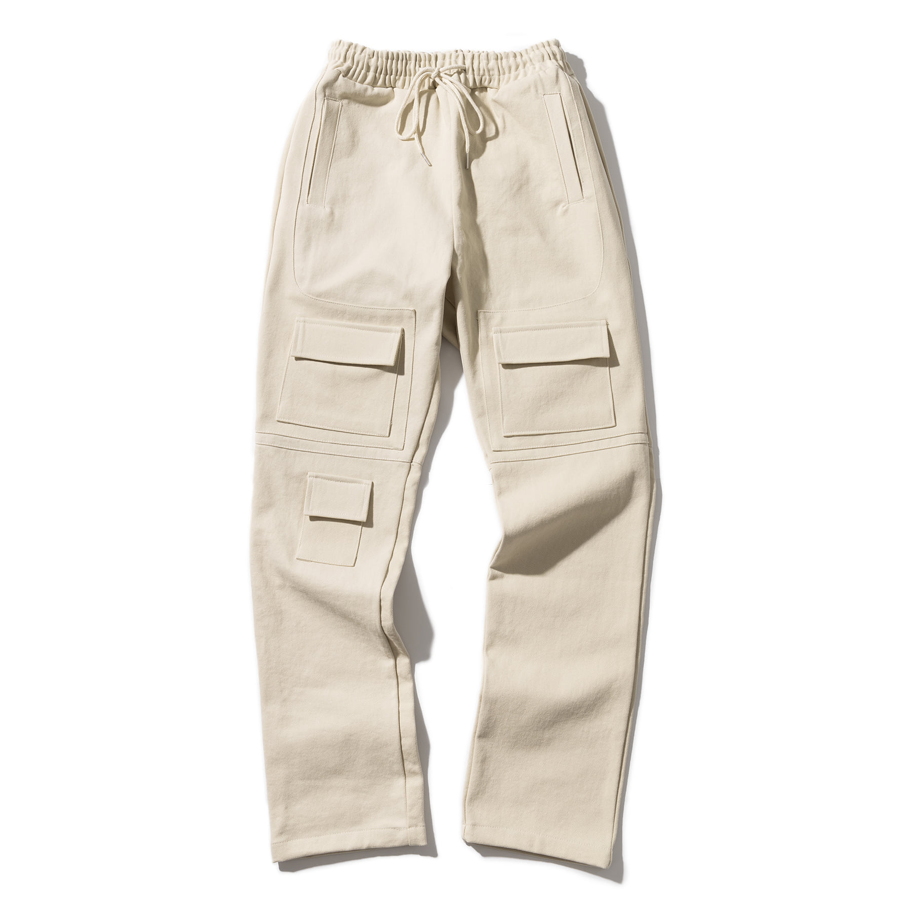 (10%)MULTI CARGO COTTON PANTS MSOCP002-BG