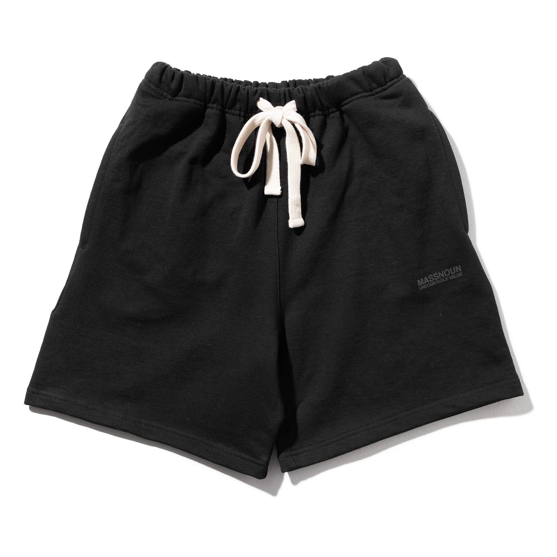 SCOTCH TRAINING SHORT PANTS MSOSP001-BK