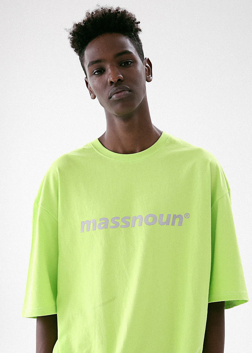 DARKMOON SCOTCH OVERSIZED T-SHIRT MUVTS011-LG